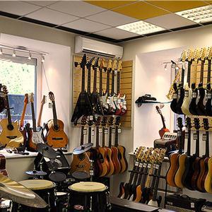 Музыкальные магазины Кабанска