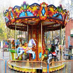 Парки культуры и отдыха Кабанска