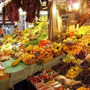 Рынки Кабанска