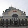 Железнодорожные вокзалы в Кабанске