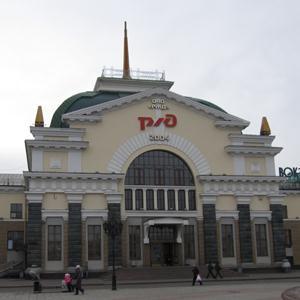 Железнодорожные вокзалы Кабанска